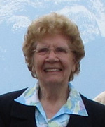 Bonnie Edith May Messenger (Douglas)