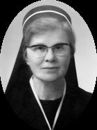 Sister Aloysia Anastasia (Nancy) SSMI  Safranowiz