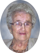 Olive Irene Schurek (nee Martin)